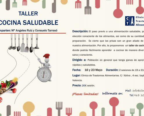 Taller de Cocina Saludable