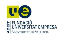 Logo de ADEIT, Fundación Universidad Empresa